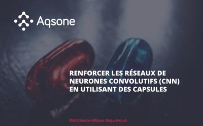 Renforcer les réseaux de neurones convolutifs (CNN) en utilisant des capsules